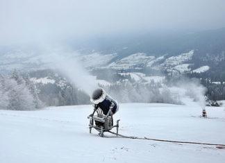 Sezon narciarski przed nami – czy wiesz w jaki sposób naśnieżane są stoki?