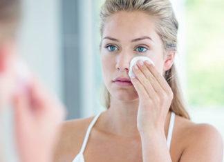 Jak prawidłowo myć twarz olejkiem