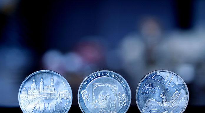 Jak współcześnie wykonuje się monety kolekcjonerskie